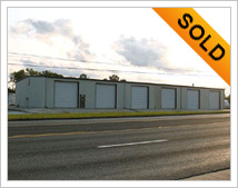 SOLD: Warehouse located in Harpersville, AL